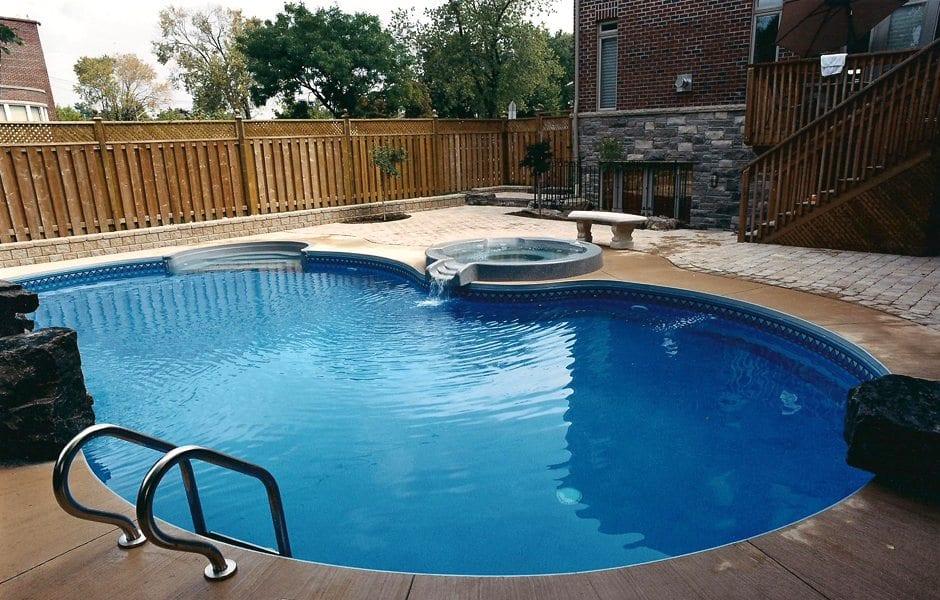 Swimming Pool Designs | Vinyl Pool Designs | Seaway Pools | Toronto